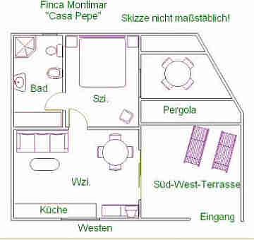 guia bungalow:
