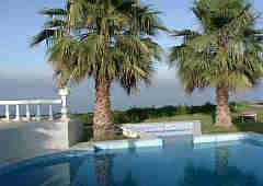 Landhaus  Pool und Meerblick auf Teneriffa,