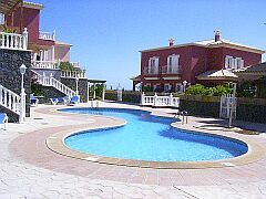 Teneriffa Villen Penthouse Villa Teneriffa Luxuswohnung Penthaus